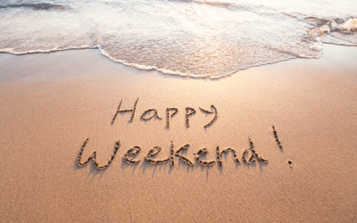 Five Ways to Rethink The Weekend and Reboot Your Week